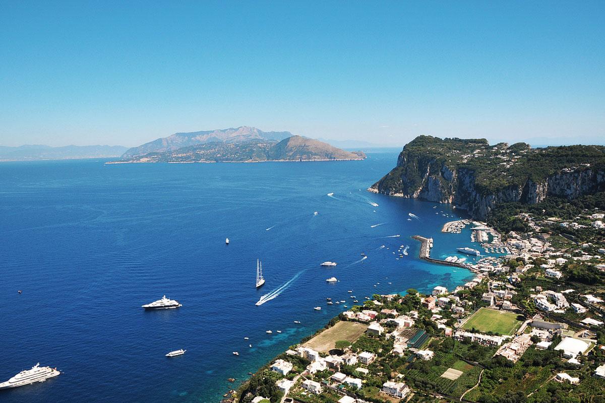 Sorrento To Capri Private Boat Tour